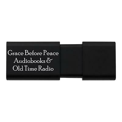 Two Thousand Plus Old Time Radio Show OTR 17 Episodes MP3 on USB Flash Drive