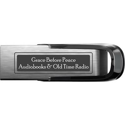 Eleventh Hour Old Time Radio Shows OTR 64 Episodes MP3 USB Flash Drive Free Ship