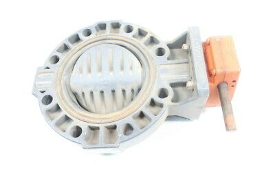 Hayward Manual Pvc Pvc Flanged 6in Butterfly Valve