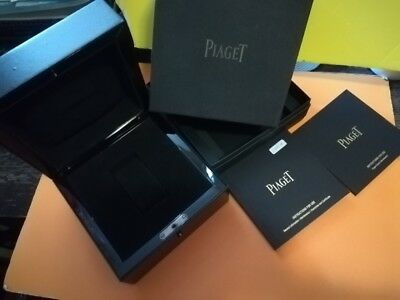 Piaget Watch Box with Booklet and Booklet