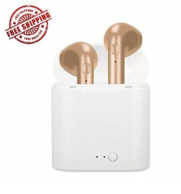 Handsfree Earbuds In-Ear Wireless Pods Bluetooth for iPhone 7 8 X XR XS Plus Max