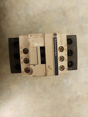 SCHNEIDER ELECTRIC Telemecanique LAD4BB Magnetic Contactor