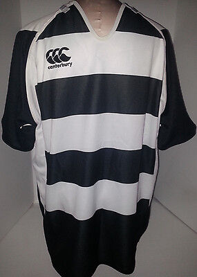 Canterbury Challenger Poly Rugby Jersey Mens L 2XL