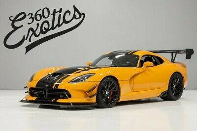 2016 Dodge Viper  ACR Extreme Track Weapon built by Calvo Motorsports