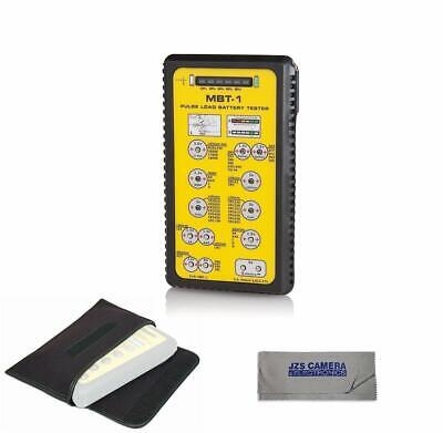 ZTS Multi Battery Tester - ZTS MBT-1 (2019 Version) With Pouch & Cleaning Cloth