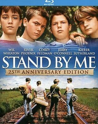 Stand By Me [New Blu-ray] Ac-3/Dolby Digital, Dolby, Dubbed, Subtitled, Widesc