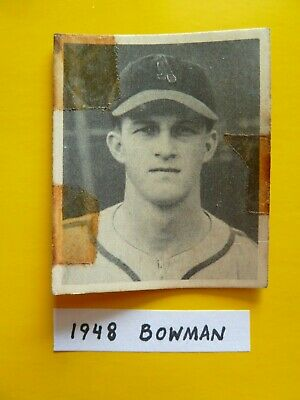 Stan Musial 1948 Bowman Rookie 36 Sgc 45 35 High End