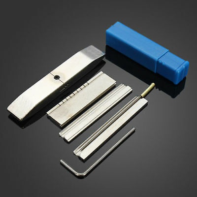DANIU Tin Foil Tool for Locksmith Tools Lock Pick Tools Set Unlock Lock Pick Tin
