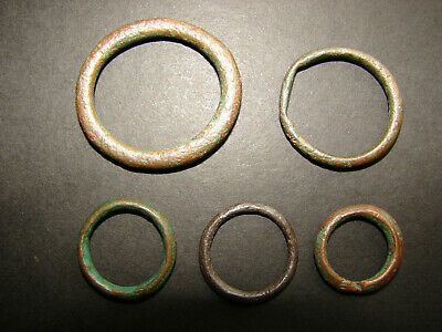 Celtic Bronze Currency Artifacts