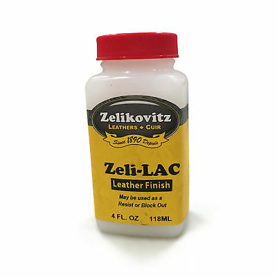 Zeli-LAC Leather Finish 4 oz