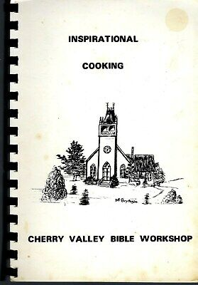 Stroudsburg Pa Antique Cherry Valley United Methodist Church Cook Book Local Ads
