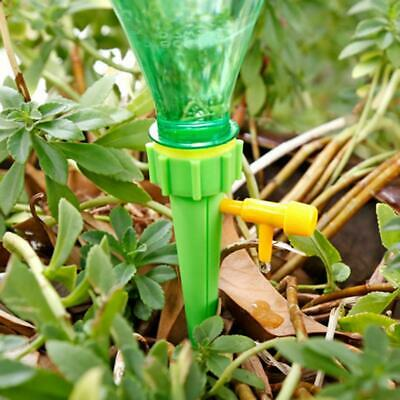 Plant Self Automatic Watering Spikes Adjustable Stakes Device Irrigation System