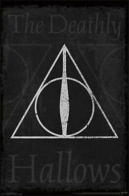 Harry Potter The Deathly Hallows Poster