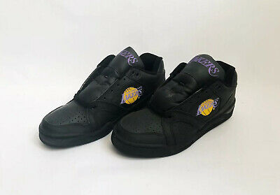 vintage converse ox los angeles lakers shoes mens size 9 deadstock NWOB 90s