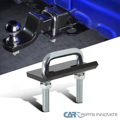 Hitch Tightener Bracket Anti Wobble Cargo Carrier Rack No Rattle 2 or 3.75 New