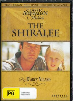The Shiralee - Bryan Brown - New Dvd - Free Local Post