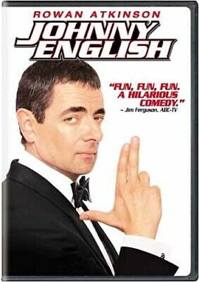 Johnny English (Widescreen Edition) (Bilingual New DVD