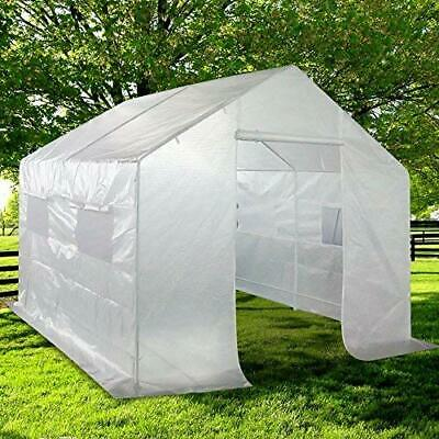 Portable Greenhouse Large Garden Hot House Grow Tent