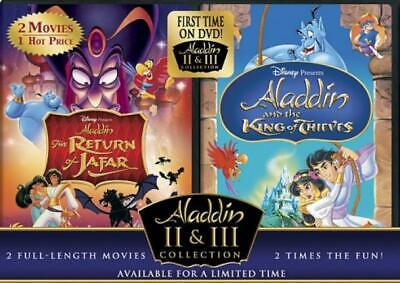 Aladdin: The Return of Jafar/Aladdin and the King Thieves