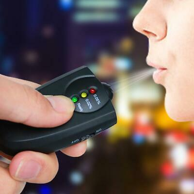 Portable Digital Mini Alcohol Breath Tester Analyzer Detector MSF 01