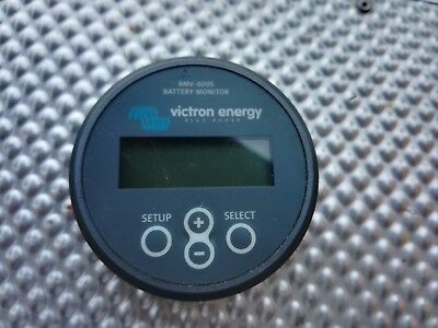 victron energy battery monitor BMV-600s