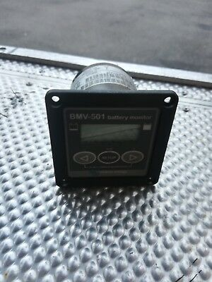 victron energy battery monitor BMV-501