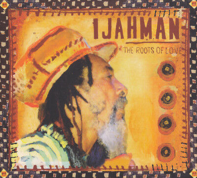 Ijahman Levi  - The Roots Of Love | CD | Reggae Roots