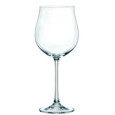 Nachtmann Vivendi 31.6 oz. Pinot Noir Crystal Red Wine Glasses Clear, Set of 4