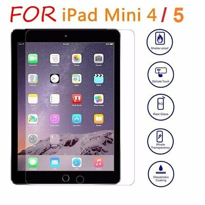 100% Genuine Tempered GORILLA Glass LCD Screen Protector For iPad Mini 4 5 2019