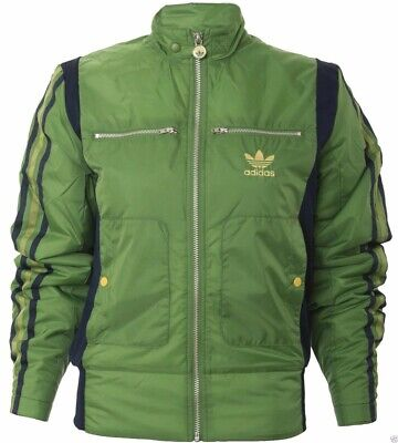 Adidas Originals Womens Green Jacket