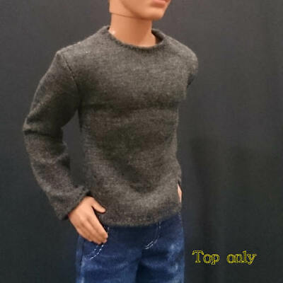 """Handmade~Doll tops for 12"""" Doll~ Male doll"""