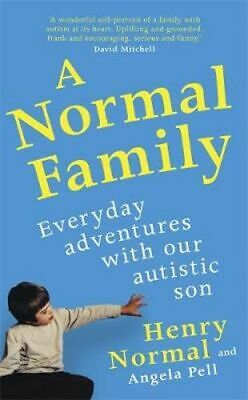 NEW A Normal Family By Henry Normal Hardcover Free Shipping