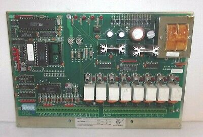Automated Logic 818 Module 8Lc044031M 24Volt 1 Amp Circuit Board Control Used
