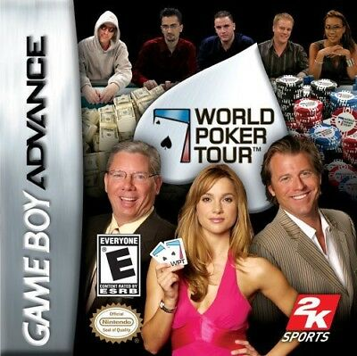 World Poker Tour / Game (Video Game New)