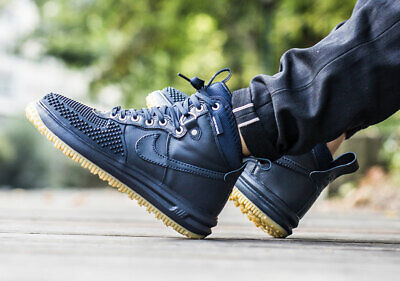 2016 New Nike Lunar Force 1 Duckboot 805899 400 Mens Casual Shoes Sneakers 805899 400