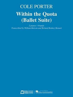 NEW Within the Quota By Cole Porter Paperback Free Shipping