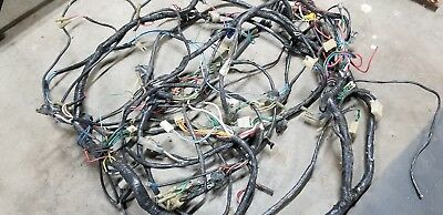 1974 toyota land cruiser fj40 wiring harness - $225 00 | picclick on  nissan wiring harness,