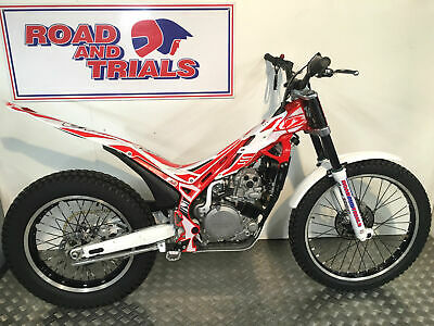 2017 Beta EVO 300 Fourstroke 4T Trials Bike Excellent Condition One Owner