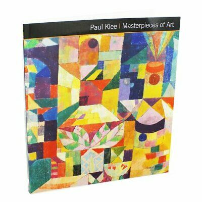 Masterpieces Of Art - Paul Klee by Susie Hodge Book The Fast Free Shipping