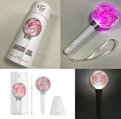 TWICE Official Light Stick & Mood Light CANDY BONG Dome Tour 2019 Pen Light New