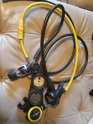 Oceanic Scuba Regulator Second Stage Parts Kit STD 2nd stag
