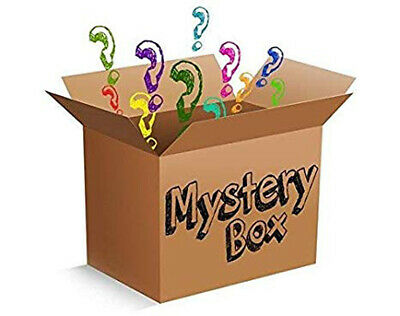 Mystery Box Surprise Easter Gift Gadget Tool Toy Kids Game DVD CD Items