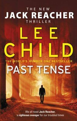 Past Tense (Jack Reacher 23) by Lee Child 9780857503626 | Brand New