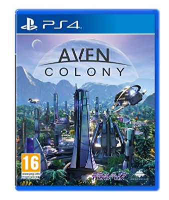 PS4-Aven Colony /PS4 GAME NEW