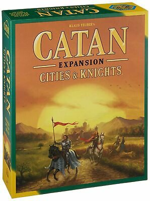 Catan Cities & Knights- NEW Board Game - AUS Stock