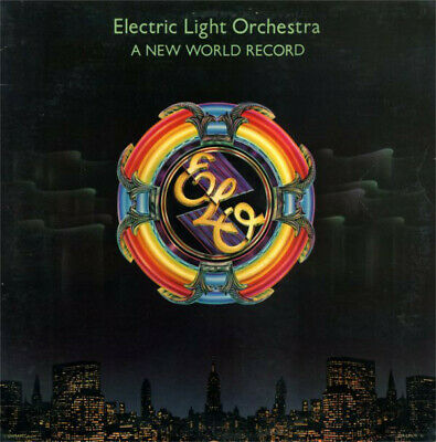 Electric Light Orchestra - A New World Record, LP, Album, RE, (Vinyl)