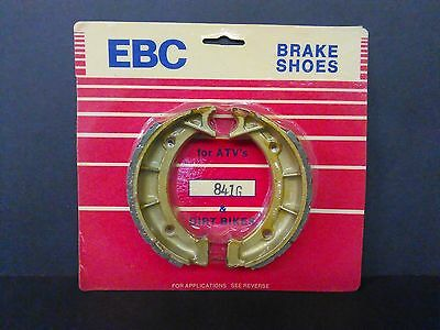 EBC Brake Shoes Groove 841G Maico Cagiva Beta