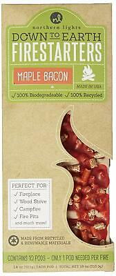 Northern Lights E9 Camping Travel Firecrackers Firestarter - Maple Bacon 59152