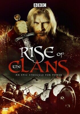 Rise Of The Clans: Season 1 [New DVD] Eco Amaray Case