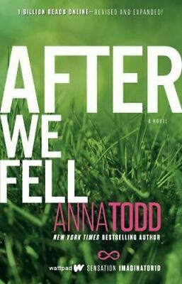 NEW After We Fell By Anna Todd Paperback Free Shipping